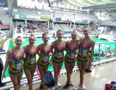 El Club Gimnástico Fuenlabrada y el Club Gimnástico Loranca acuden a los campeonatos nacionales en Alicante