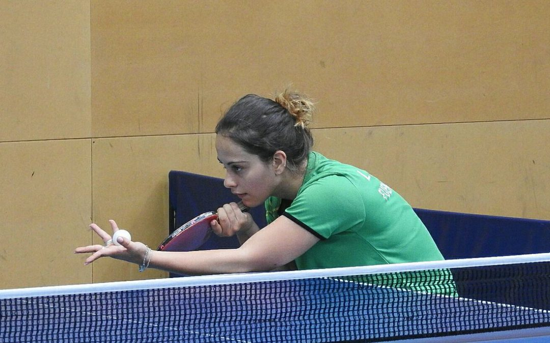 Laura Mejías, Sheila García y Yaiza Sanz, del Club Tenis de Mesa Fuenlabrada, se clasifican para el Torneo estatal.