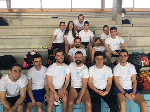 El Club Natación Adaptada Fuenlabrada consigue 14 medallas en el Campeonato de España Absoluto por Autonomías