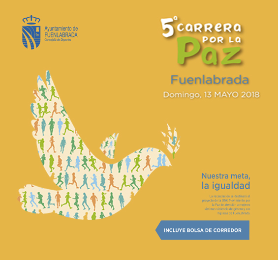 Carrera por la Paz 2018