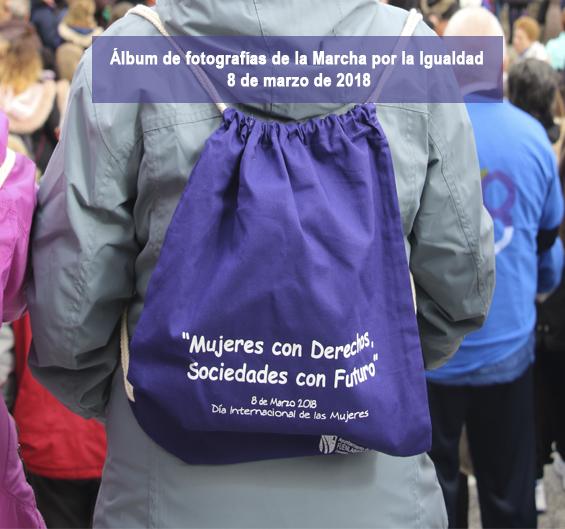 Hoja de inscripción Marcha por la Igualdad