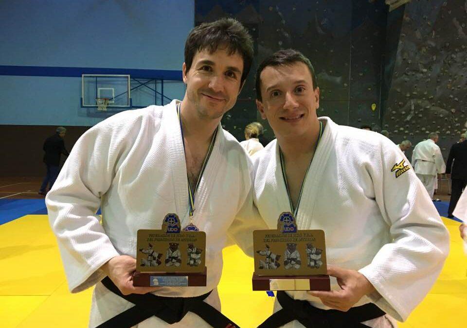 Dos oros, una plata y un bronce de la Escuela Municipal de Judo en el I Open Nacional de Kata «Shu Taira»