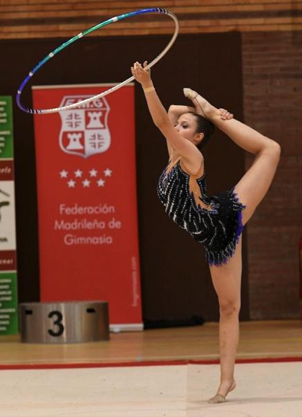 Buenos resultados del Club Gimnástico Fuenlabrada en las competiciones de 1ª Fase Iniciación