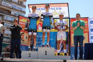 Triunfo del Polartec-Kometa en el XXXIV Gran Premio Peña Ciclista Monje