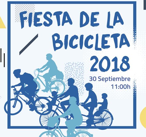 Imagen Fiesta de la Bicicleta 2018