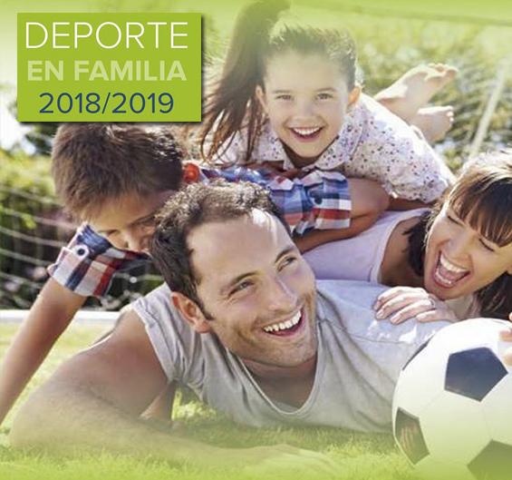 Deporte en Familia 2018/2019