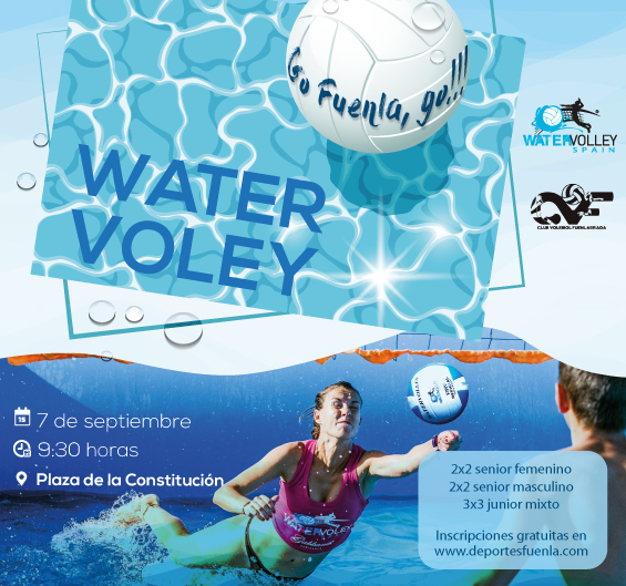 Torneo Water Voley GoFuenlago