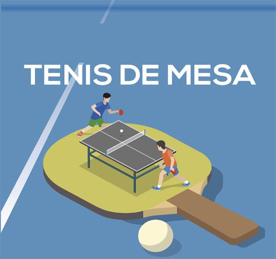 Trofeo Popular Tenis de Mesa. INSCRIPCIÓN GRATUITA PARA NO FEDERADOS (a partir de 10 años)
