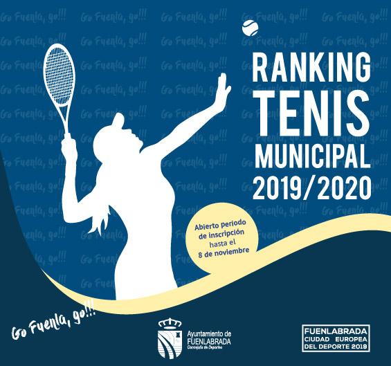 Ranking Municipal de Tenis 2019