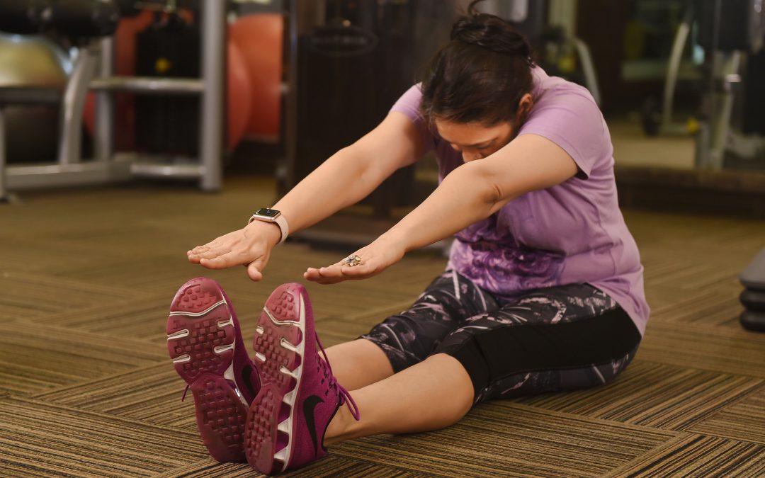 Ejercicio físico para mayores #FuenlaDesdeCasa