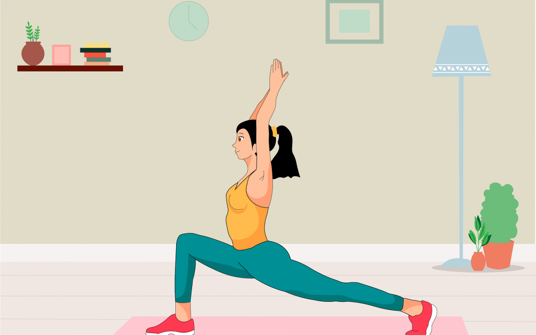 Rutinas de ejercicio físico #FuenlaDesdeCasa para todo tipo de condición física